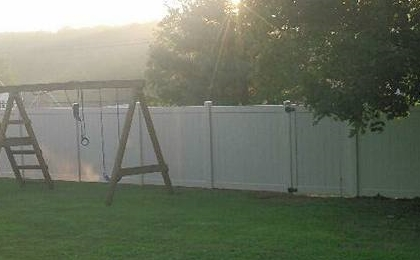 Fence by Fuhrman's Lawn & Landscaping